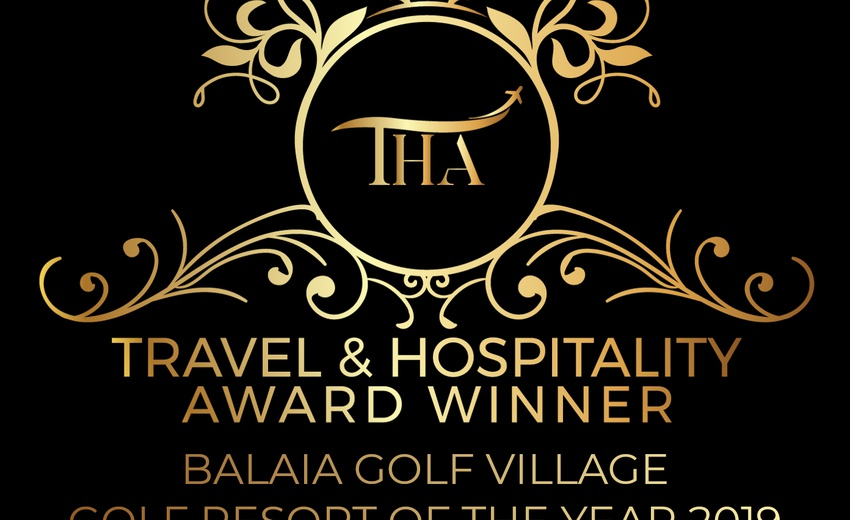 TRAVEL & HOSPITALITY AWARD WINNER Balaia Golf Village Hotel Albufeira