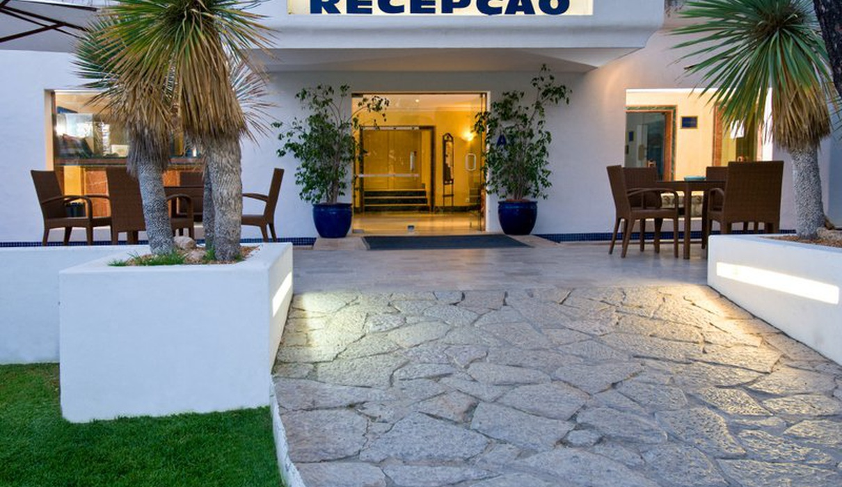 Reception Balaia Golf Village Hotel Albufeira
