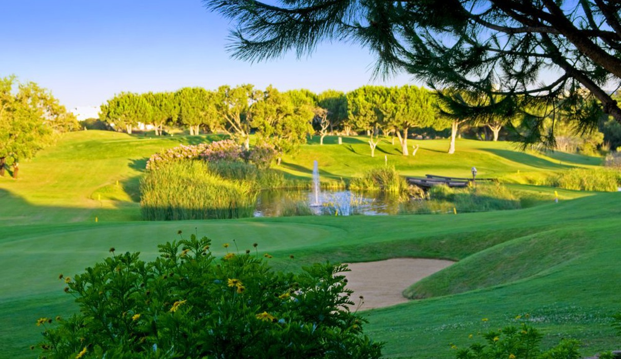 Golf course Balaia Golf Village Hotel Albufeira
