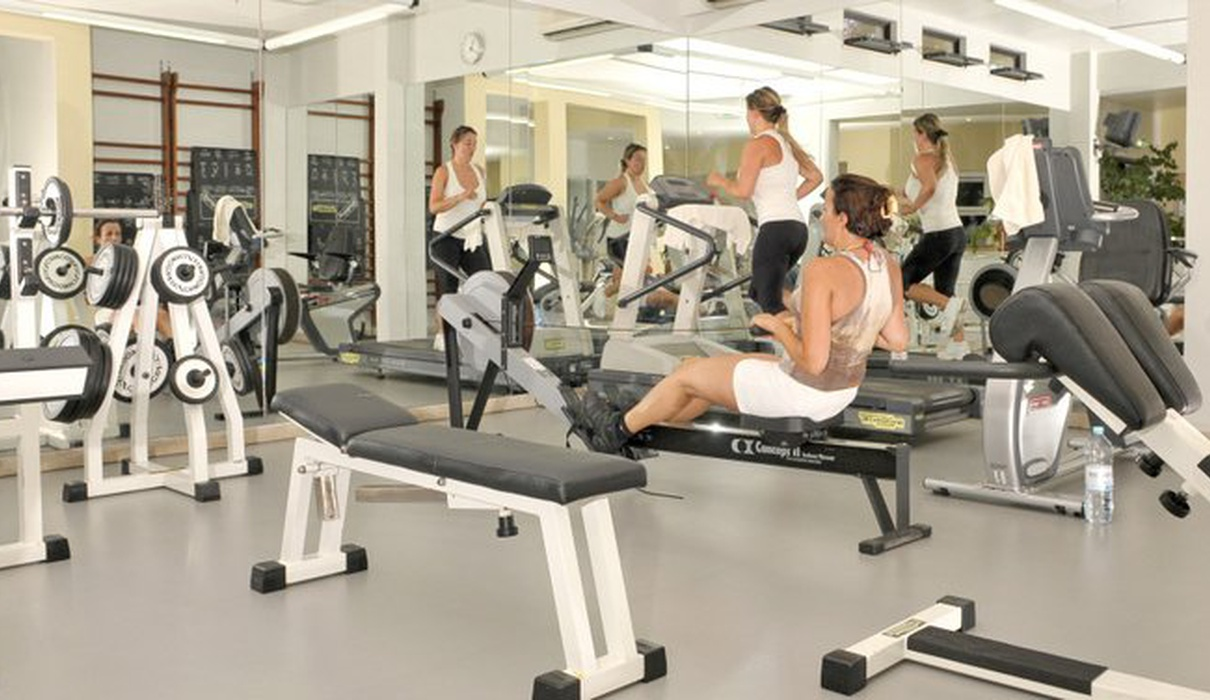 Gym Balaia Golf Village Hotel Albufeira