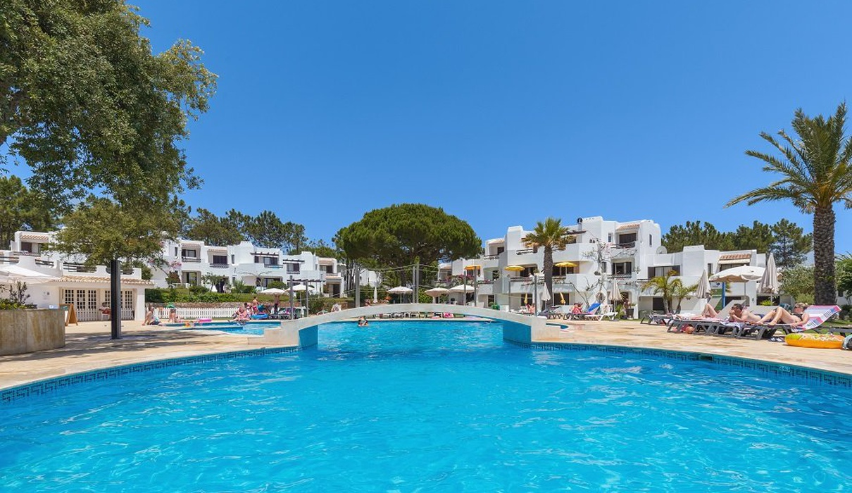 Exterior swimming pool Balaia Golf Village Hotel Albufeira
