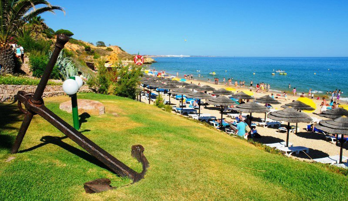 Beach Balaia Golf Village Hotel Albufeira
