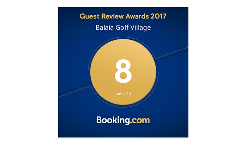 GUEST REVIEW AWARDS 2017 Balaia Golf Village Hotel Albufeira