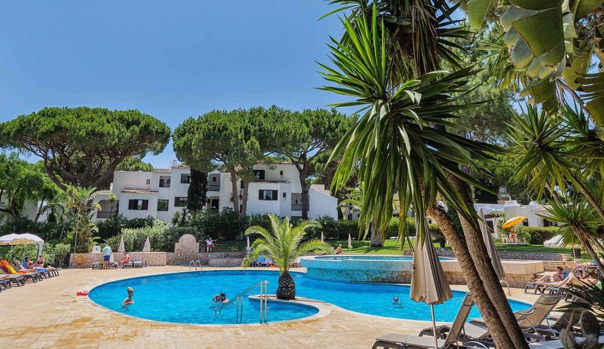 Swimming pool Balaia Golf Village Hotel Albufeira