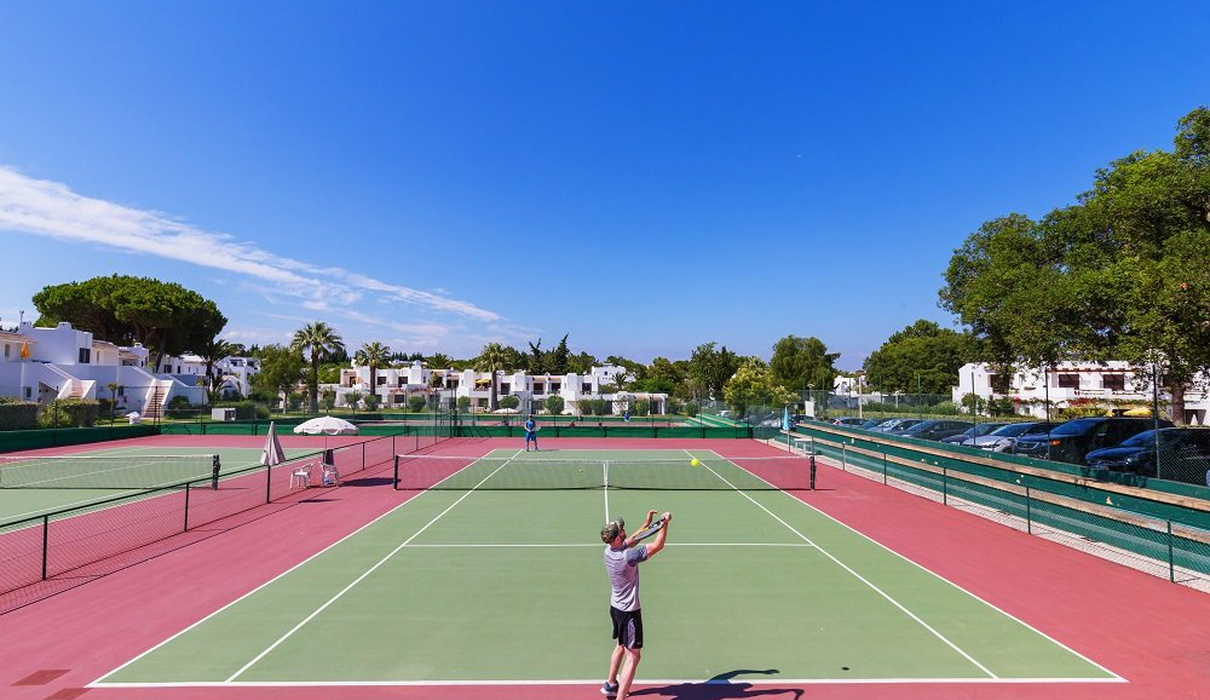 Tennis Balaia Golf Village Hotel Albufeira